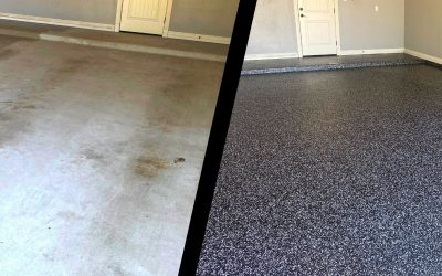 Why did our customer chose polyurea instead of epoxy?