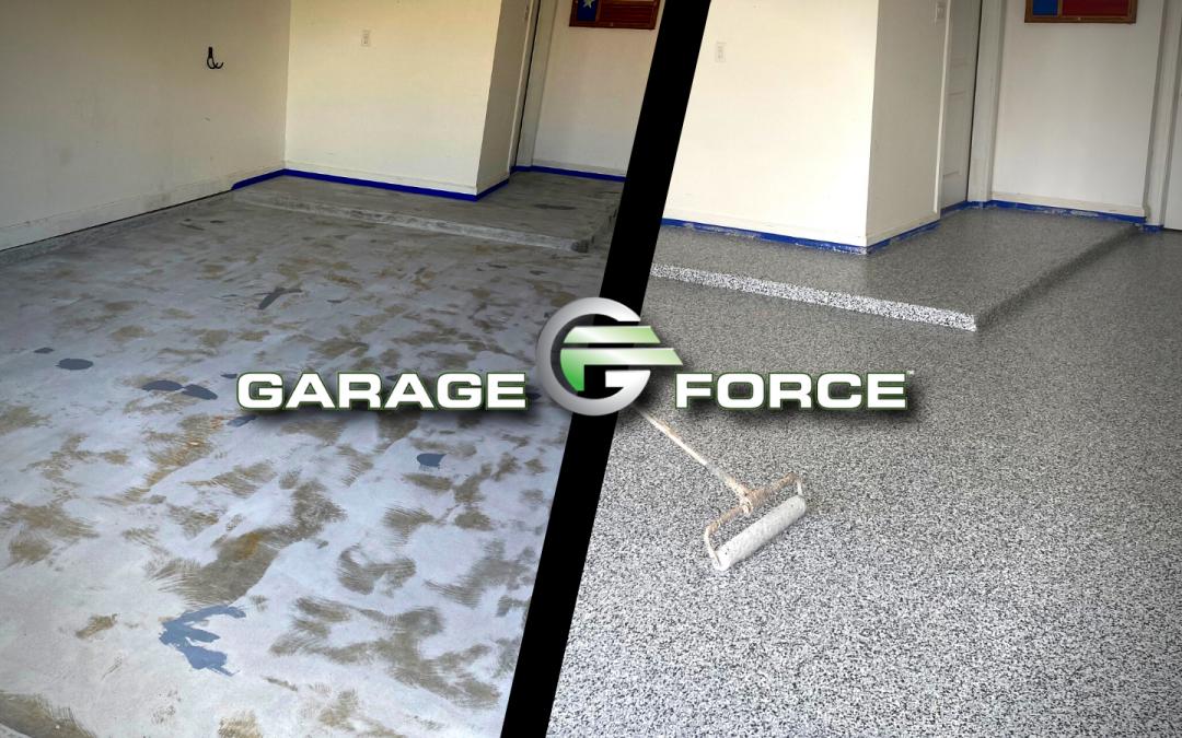 77590 Epoxy Floor Alternative