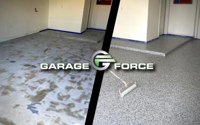 Texas City Garage Makeover