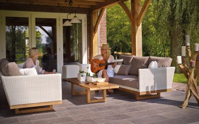Galveston New Homeowners -6 Tips on Improving Patio Space