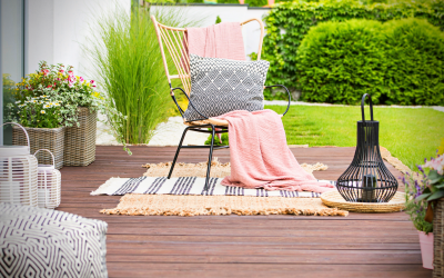 6 Tips on Improving Patio Space for New Homeowners